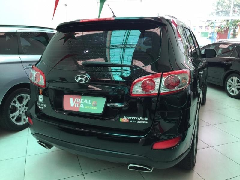 HYUNDAI SANTA FE 3.5 MPFI GLS V6 24V 285CV GASOLINA 4P AUTOMATICO