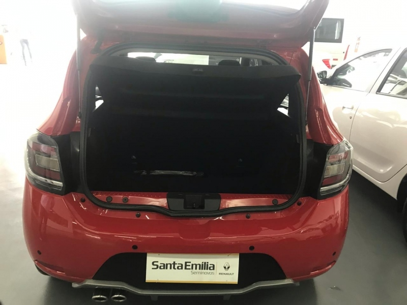 RENAULT SANDERO 2.0 16V HI-FLEX RS MANUAL