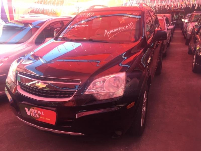 CHEVROLET CAPTIVA 2.4 SFI ECOTEC FWD 16V GASOLINA 4P AUTOMATICO