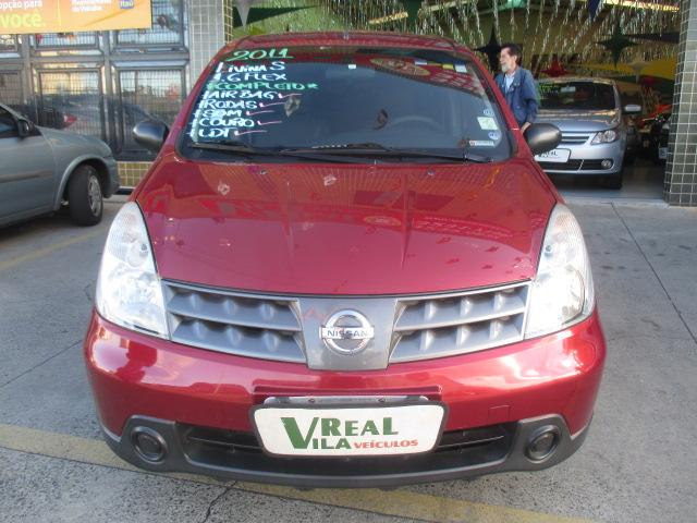 NISSAN LIVINA S 1.6 16V FLEX