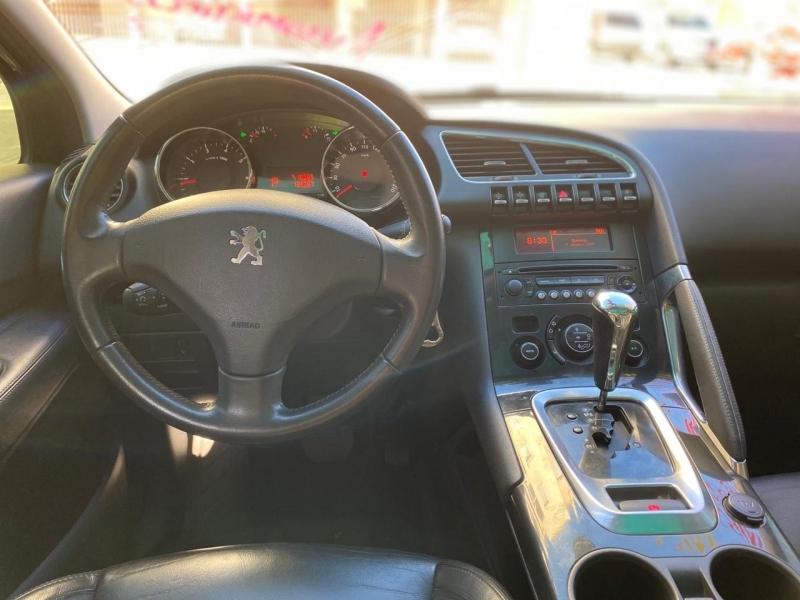 PEUGEOT 3008 1.6 GRIFFE THP 16V GASOLINA 4P AUTOMATICO