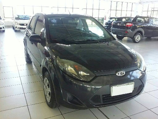 FORD FIESTA 1.0 MPI HATCH 8V FLEX 4P MANUAL