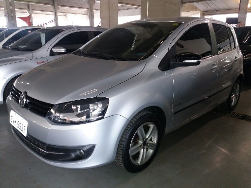 VOLKSWAGEN FOX 1.0 MI SILVERFOX 8V FLEX 4P MANUAL