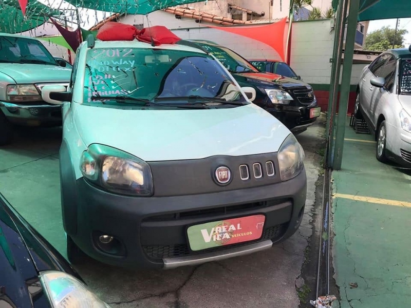 FIAT UNO 1.4 WAY 8V FLEX 2P MANUAL