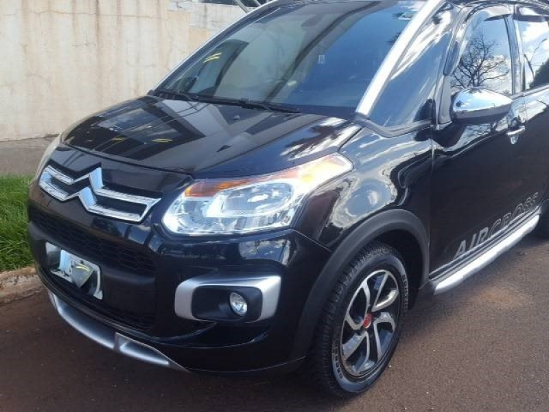 CITROEN AIRCROSS 1.6 EXCLUSIVE 16V FLEX 4P MANUAL