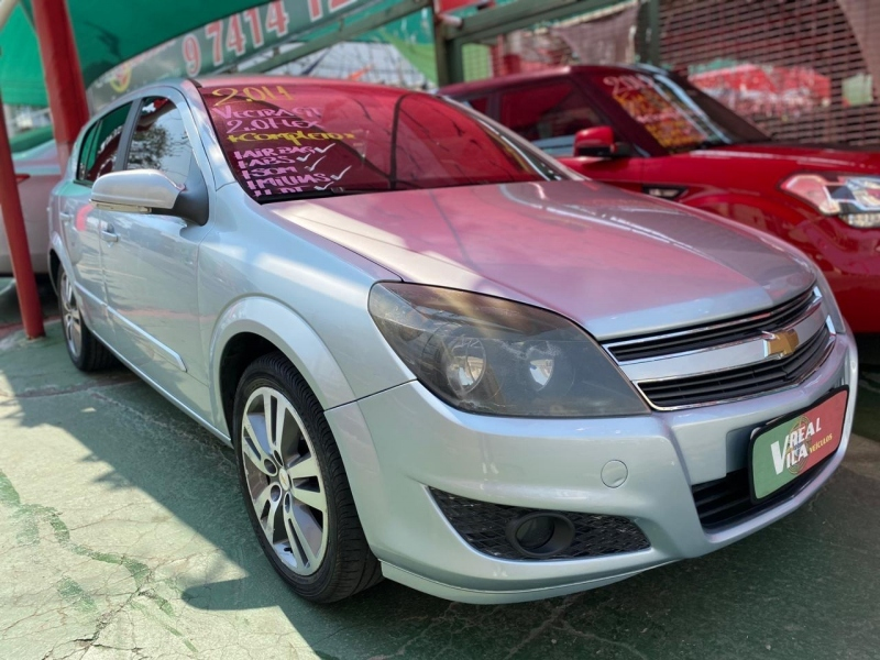 CHEVROLET VECTRA HATCH GT 2.0 8V FLEXPOWER
