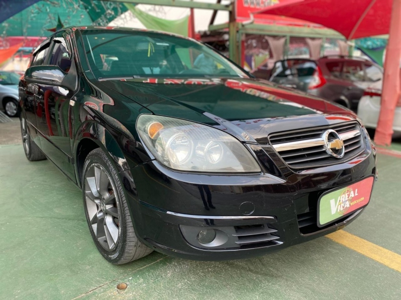 CHEVROLET VECTRA HATCH GT-X 2.0 8V AUT.  FLEXPOWER