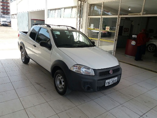 FIAT STRADA 1.4 MPI WORKING CD 8V FLEX 3P MANUAL