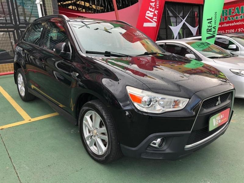 MITSUBISHI ASX 2.0 4WD 16V GASOLINA 4P AUTOMATICO