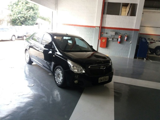 CHEVROLET COBALT 1.4 SFI LT 8V FLEX 4P MANUAL