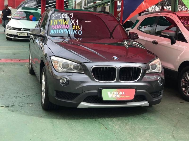 BMW X1 2.0 16V GASOLINA SDRIVE18I 4P AUTOMATICO