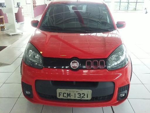 FIAT UNO 1.4 EVO SPORTING 8V FLEX 4P AUTOMATIZADO