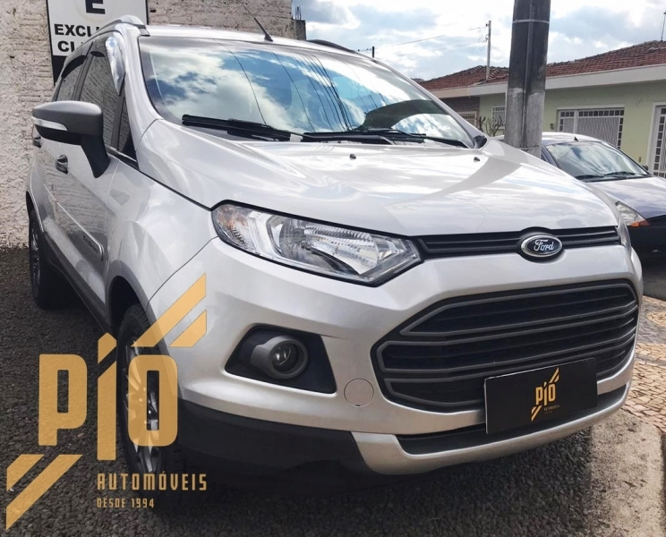 ECOSPORT1.6 FREESTYLE 16V FLEX 4P MANUAL