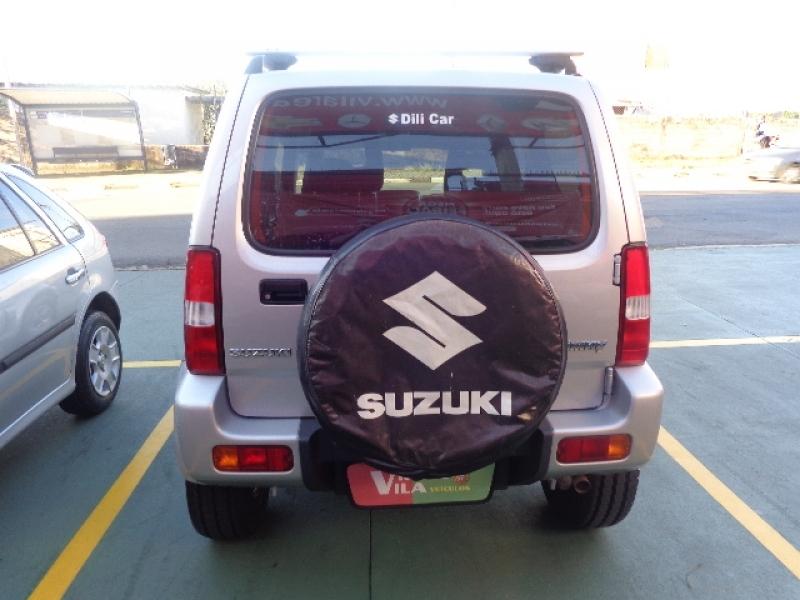 SUZUKI JIMNY 1.3 S 4X4 16V GASOLINA 2P MANUAL