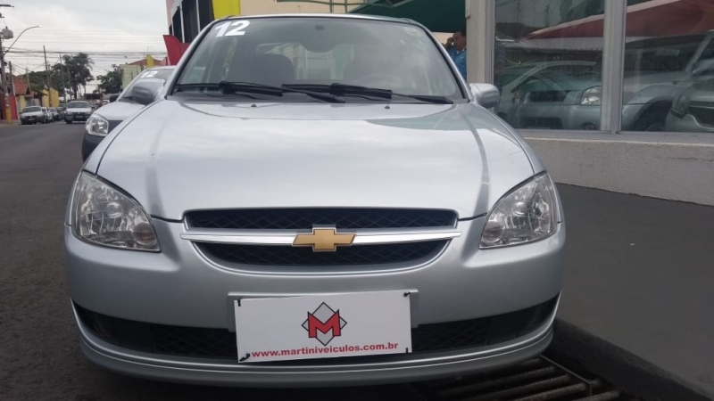 CHEVROLET CLASSIC 1.0 MPFI LS 8V FLEX 4P MANUAL