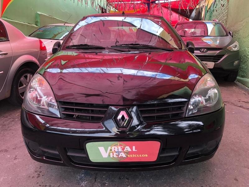 RENAULT CLIO HATCH 1.0 16V HI-FLEX