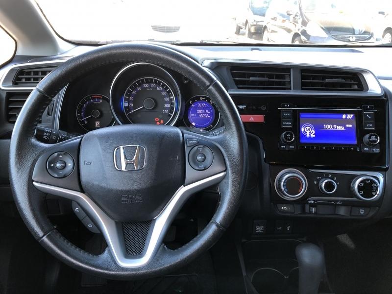 HONDA FIT 1.5 EXL 16V FLEX 4P AUTOMATICO
