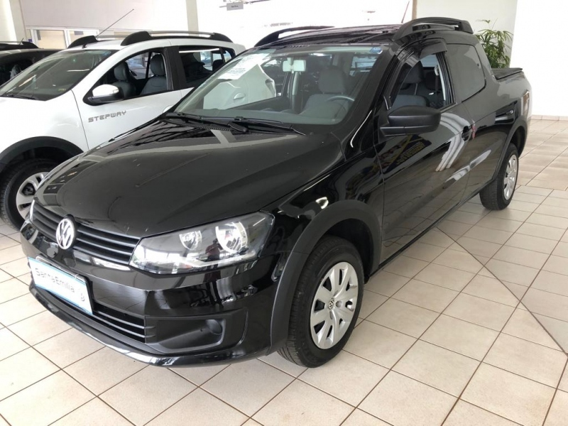 VOLKSWAGEN SAVEIRO 1.6 MI TRENDLINE CD 8V FLEX 2P MANUAL