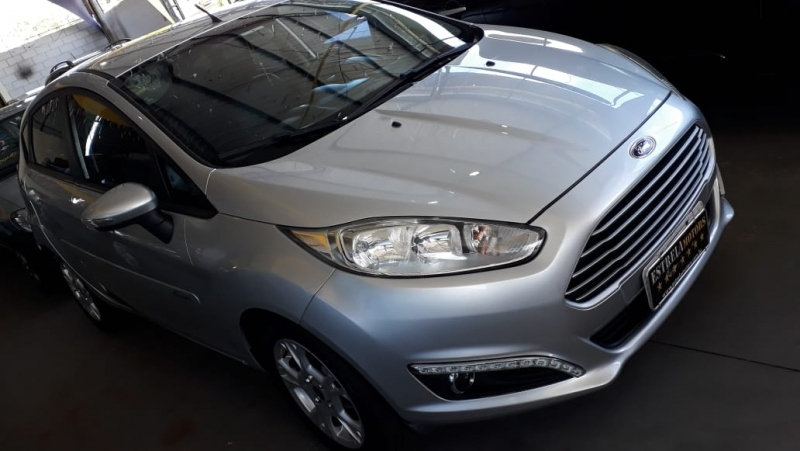 FIESTA1.6 SE HATCH 16V FLEX 4P MANUAL