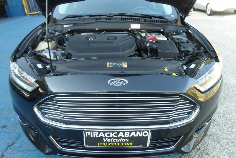 FORD FUSION 2.0 TITANIUM FWD 16V GASOLINA 4P AUTOMATICO