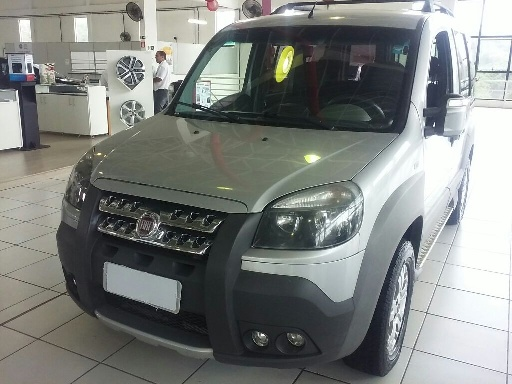 FIAT DOBLO 1.8 MPI ADVENTURE XINGU 16V FLEX 4P MANUAL