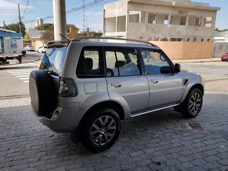 MITSUBISHI PAJERO TR4 2.0 4X2 16V 140CV FLEX 4P AUTOMATICO