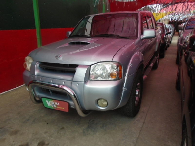 NISSAN FRONTIER 2.8 SE 4X4 CD TURBO ELETRONIC DIESEL 4P MANUAL