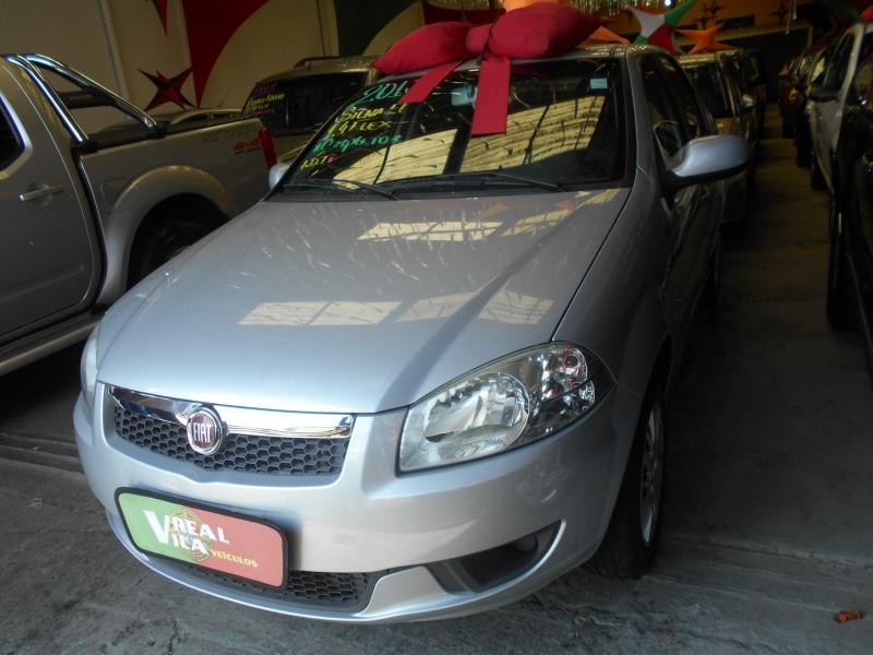 FIAT SIENA 1.4 MPI EL 8V FLEX 4P MANUAL