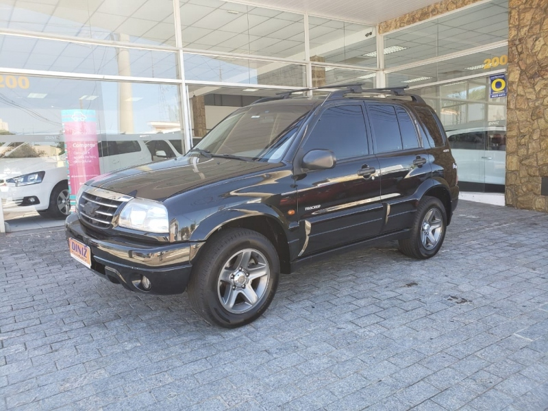 CHEVROLET TRACKER 2.0 4X4 16V GASOLINA 4P MANUAL