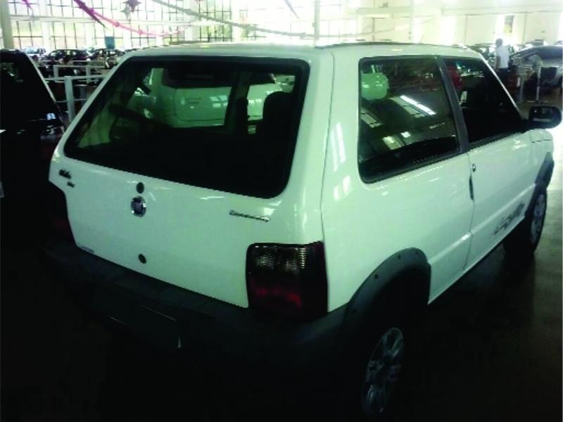 FIAT UNO 1.0 MPI MILLE WAY ECONOMY 8V FLEX 2P MANUAL