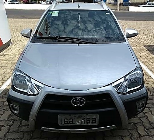 TOYOTA ETIOS 1.5 XS 16V FLEX 4P MANUAL