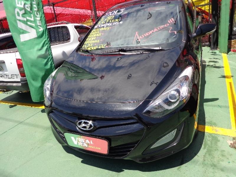 HYUNDAI I30 1.6 MPFI 16V FLEX 4P AUTOMATICO
