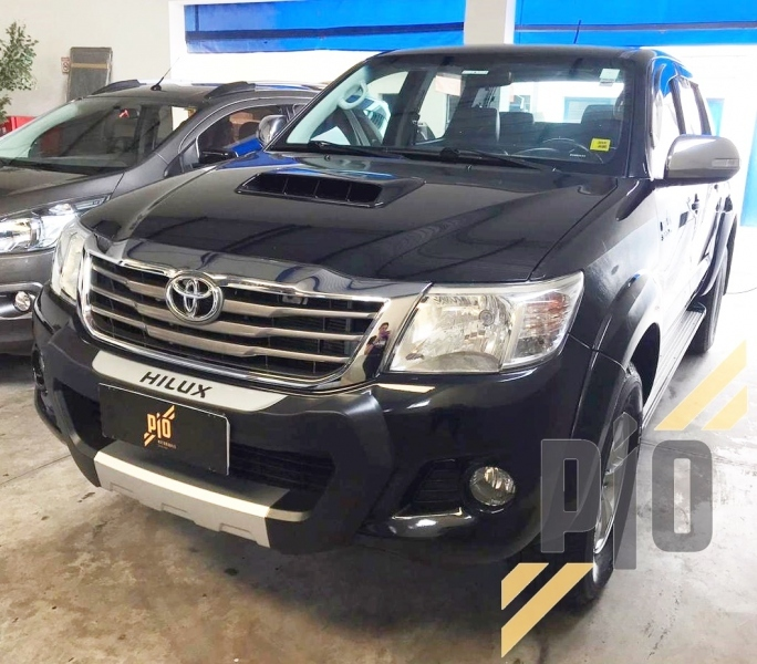 HILUX3.0 SRV 4X4 CD 16V TURBO INTERCOOLER DIESEL 4P AUTOMATICO