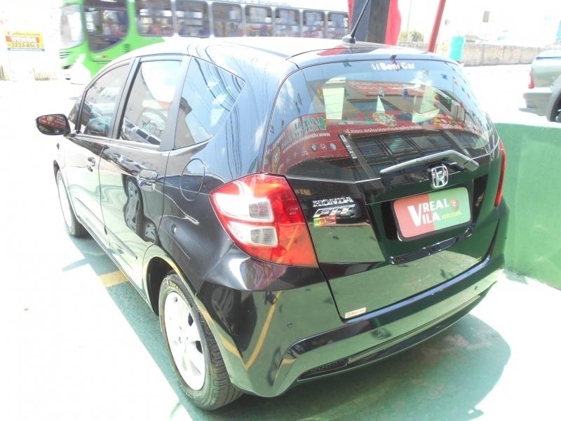 HONDA FIT 1.4 LX 16V FLEX 4P AUTOMATICO