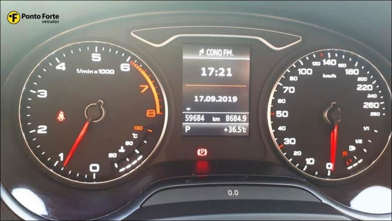 AUDI A3 1.8 TFSI SEDAN AMBITION 20V 180CV GASOLINA 4P AUTOMATICO