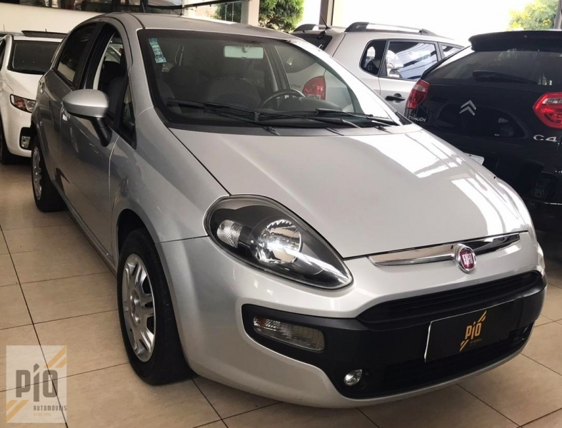 PUNTO1.4 ATTRACTIVE 8V FLEX 4P MANUAL