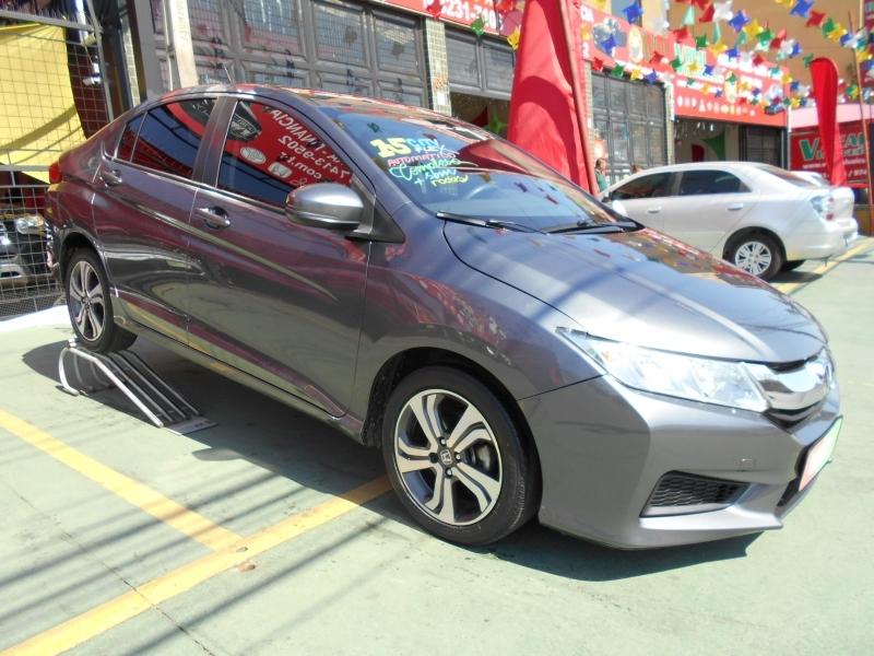 HONDA CITY 1.5 LX 16V FLEX 4P AUTOMATICO