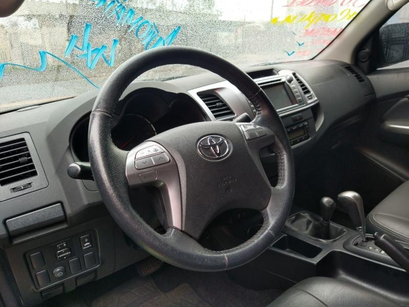 TOYOTA HILUX CAB.DUPLA 4X4 3.0TB 16V N.SERIE
