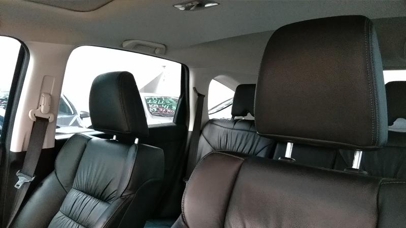 HONDA CR-V EXL-AT N.GERACAO  2WD 2.0 16V