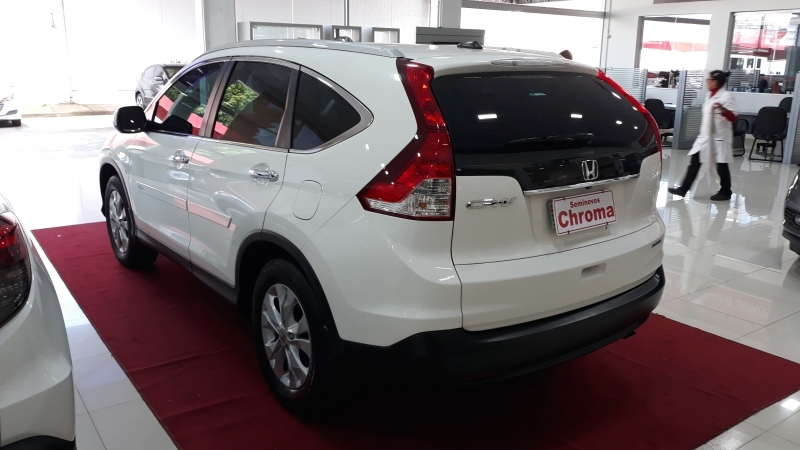 HONDA CR-V EXL-AT N.GERACAO  2WD 2.0 16V