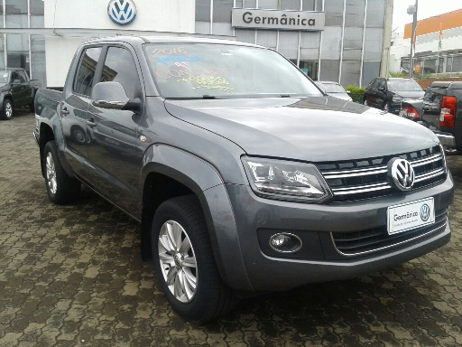 VOLKSWAGEN AMAROK 2.0 HIGHLINE 4X4 CD 16V TURBO INTERCOOLER DIESEL 4P AUTOMATICO