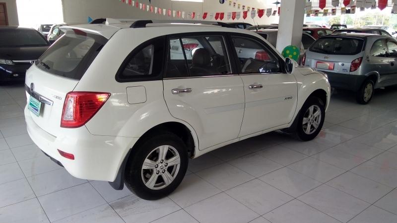 LIFAN X60 1.8 VIP 16V GASOLINA 4P MANUAL