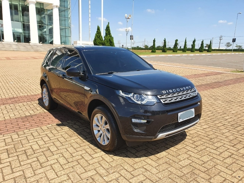 LAND ROVER DISCOVERY SPORT 2.0 16V SI4 TURBO GASOLINA HSE 4P AUTOMATICO