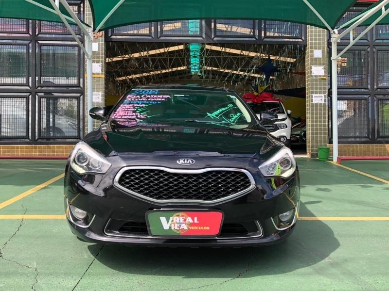 KIA CADENZA 3.5 V6 24V GASOLINA 4P AUTOMATICO