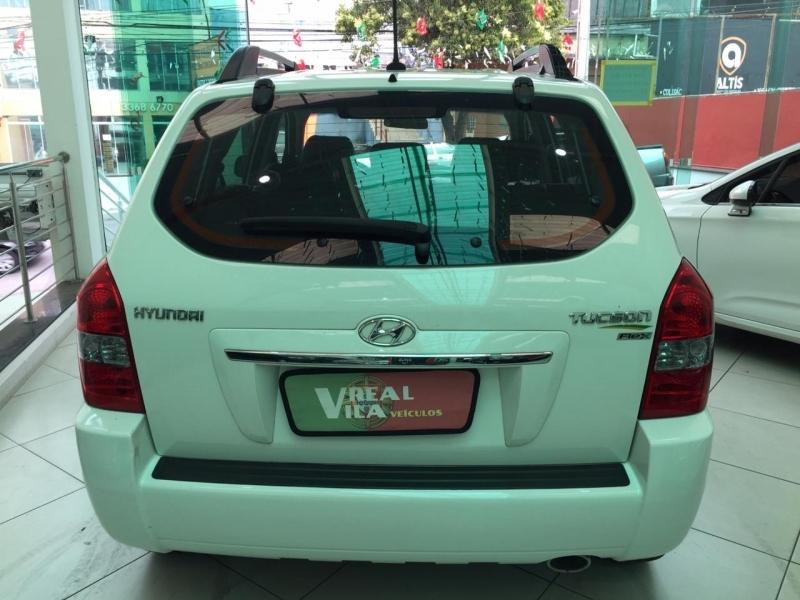 HYUNDAI TUCSON 2.0 MPFI GLS BASE 16V 143CV 2WD FLEX 4P AUTOMATICO