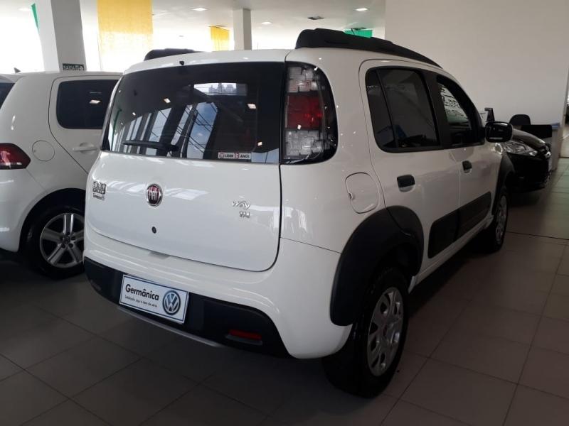 FIAT UNO 1.4 EVO WAY 8V FLEX 4P AUTOMATIZADO