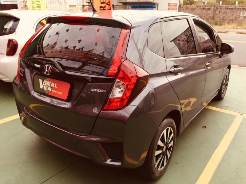 HONDA FIT 1.5 DX 16V FLEX 4P AUTOMATICO