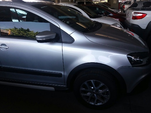 VOLKSWAGEN SPACE CROSS 1.6 MI 8V FLEX 4P MANUAL
