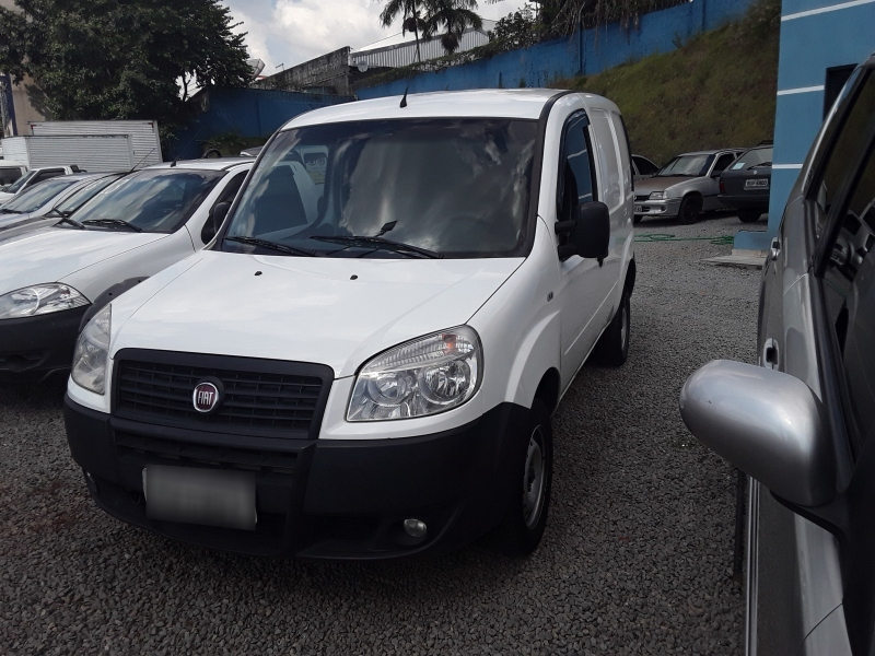 DOBLO1.8 MPI CARGO 16V FLEX 2P MANUAL