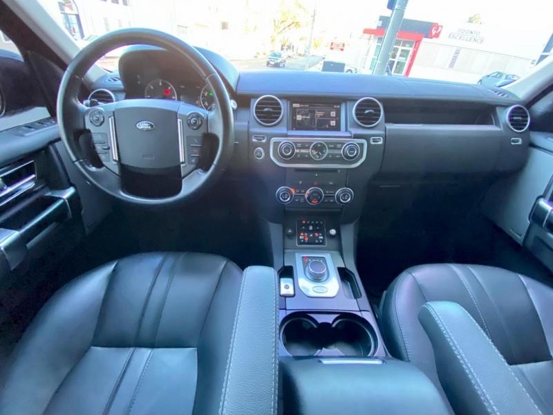 LAND ROVER DISCOVERY 4 3.0 BLACK 4X4 V6 24V BI-TURBO DIESEL 4P AUTOMATICO